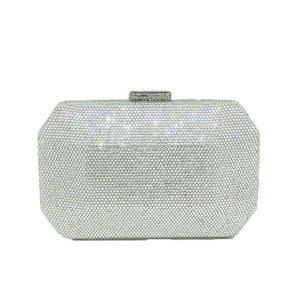 Open image in slideshow, Crystal Evening Bag