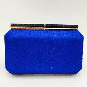Open image in slideshow, Crystal Clutch Purse