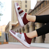 Knitted Sock Comfort Sneakers