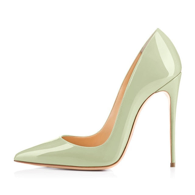 Pointed Toe Thin Heels