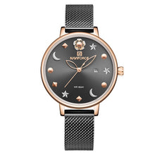 Load image into Gallery viewer, Rose Gold Quartz Ladies Watch