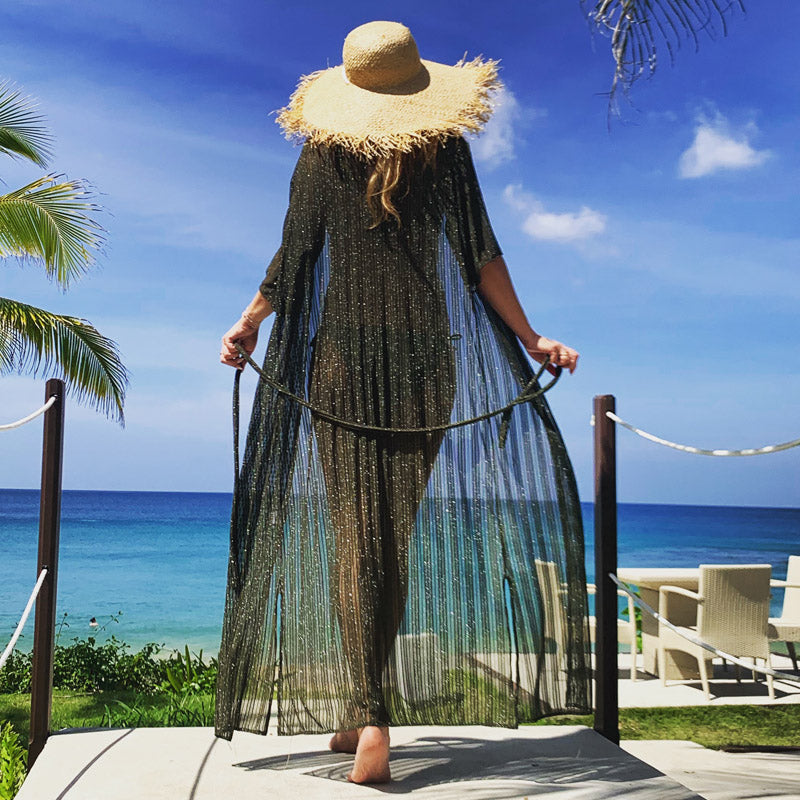 Sheer Beach Tunic