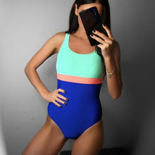 Load image into Gallery viewer, One Piece Sport Swimsuit