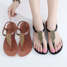 Load image into Gallery viewer, Bohemian Summer Sandals