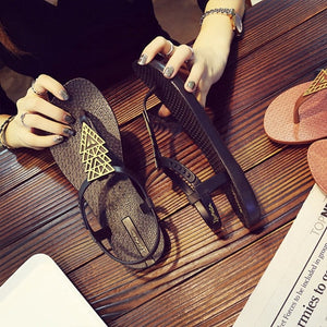 Open image in slideshow, Bohemian Summer Sandals