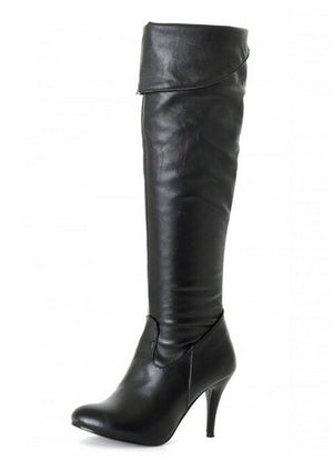Open image in slideshow, Thigh High Platform Boots