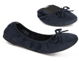 Open image in slideshow, Foldable Ballet Flats