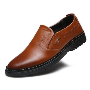 Open image in slideshow, Handmade Genuine Leather Shoes