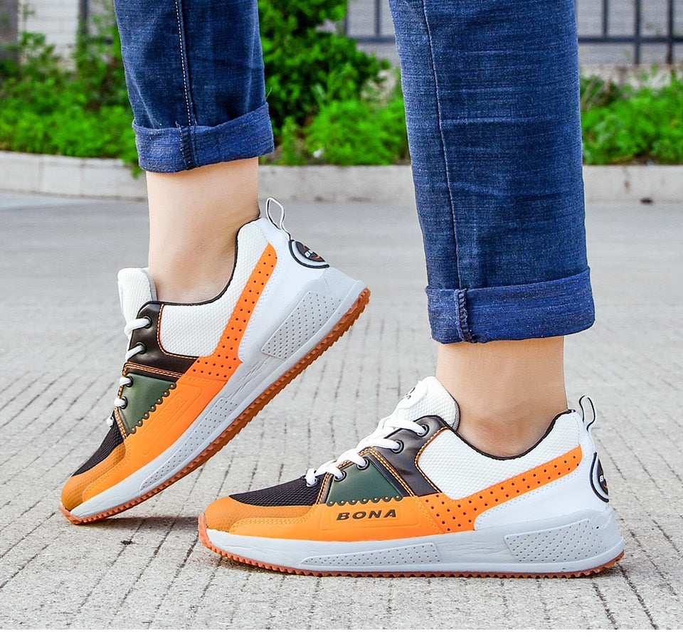 Men's Cross Country Sneakers
