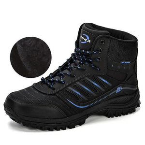 Open image in slideshow, Leather Trekking Hunting Sneakers