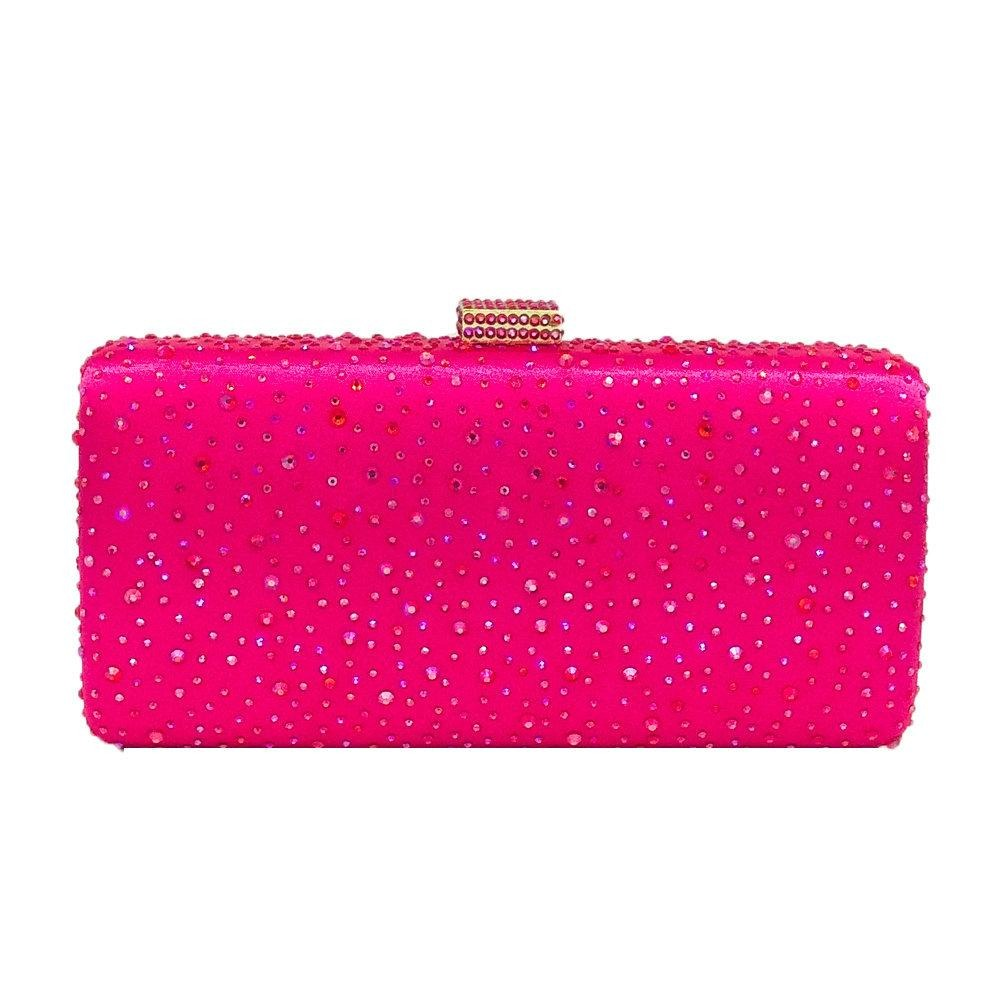 Crystal Evening Clutch