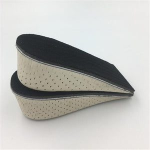Open image in slideshow, Height Increase Memory Cotton Shoe Insoles