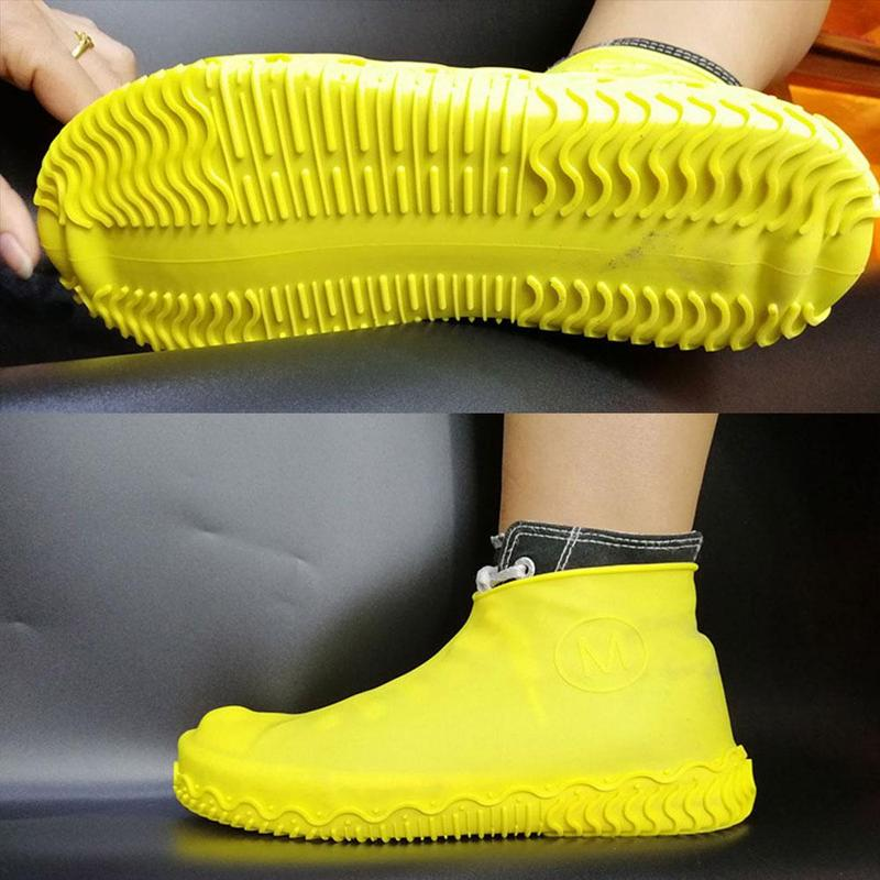Reusable Waterproof Rain Shoe Covers