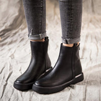 Waterproof Winter Ankle Boots