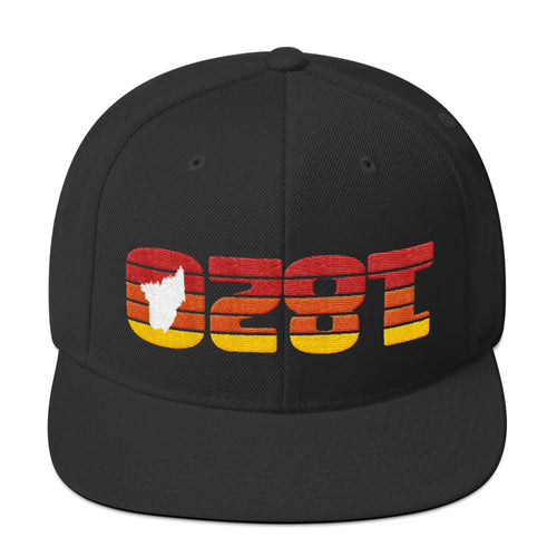 1820 180-Degree Snapback Hat