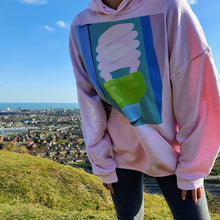 Load image into Gallery viewer, Folkestone Lightbulb Hoodie - Made In Folkestone