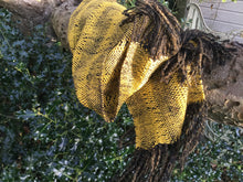 Load image into Gallery viewer, Mustard Mix Scarf - Yarncrafts