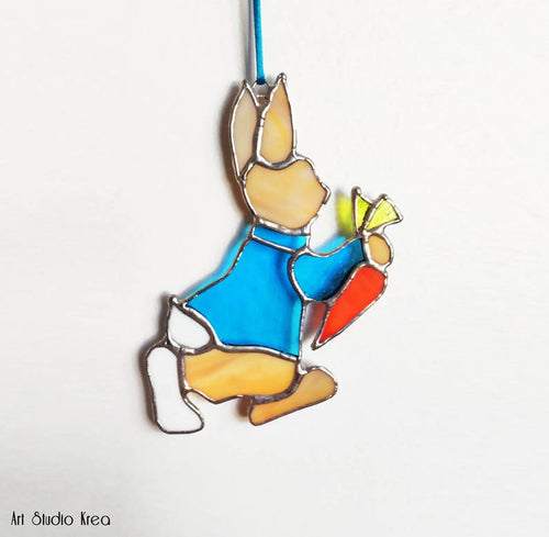 Peter Rabbit Hanging Decoration - Art Studio Krea