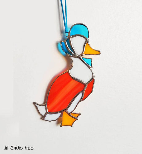 Jemima Puddle-Duck Hanging Decoration - Art Studio Krea