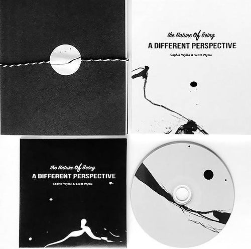 'A Different Perspective, The Nature Of Being' CD & Paperback Gift Set - Made In Folkestone