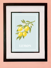 Load image into Gallery viewer, Lemon Wall Art