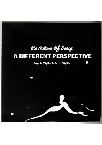 'A Different Perspective, The Nature of Being' CD Soundscape & Audiobook By Sophie Wyllie & Scott Wyllie - Made In Folkestone
