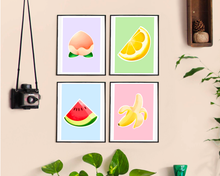 Load image into Gallery viewer, Fruit Art Prints - Indigo Abbie Art - Made In Folkestone