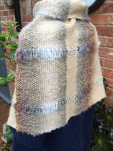 Load image into Gallery viewer, Large Woven Shawl - Yarncrafts