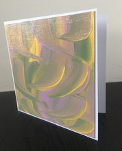 Load image into Gallery viewer, 'Calm' Hand Painted Unique Greeting Card - Mandy Aldridge - Made In Folkestone