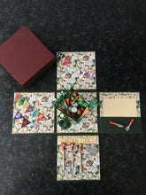 Load image into Gallery viewer, Handmade 'Happy Father's Day' Exploding Card/Gift Box - Mandy Aldridge - Made In Folkestone