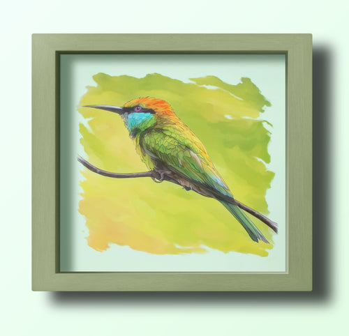 Bee Eater - Goosemoose Paint - Made In Folkestone