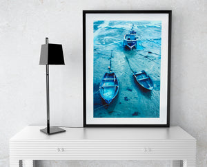 Harbour Boats - Goosemoose Paints - Made In Folkestone