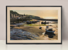 Load image into Gallery viewer, Folkestone Harbour Sunrise - Goosemoose Paint