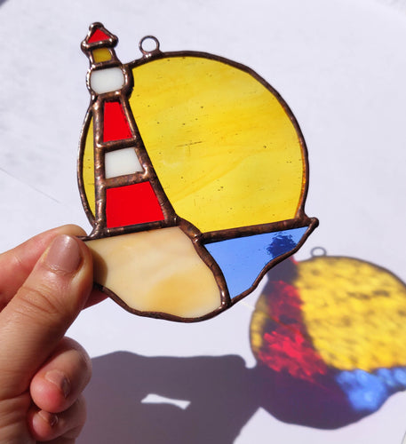 Stained Glass Suncatchers - Art Studio Krea - Made In Folkestone