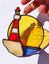 Load image into Gallery viewer, Stained Glass Suncatchers - Art Studio Krea - Made In Folkestone