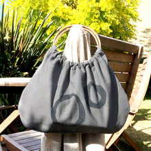 Load image into Gallery viewer, Boho Bag With Wooden Handles - Edy & Fig