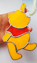 Load image into Gallery viewer, HEART Winnie-the-Pooh Hanging Decoration - Art Studio Krea