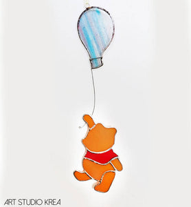 Winnie-the-Pooh Hanging Decoration - Art Studio Krea