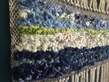 Load image into Gallery viewer, 'White Cliffs Of Dover' Weaving - Yarncrafts - Made In Folkestone
