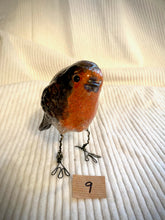 Load image into Gallery viewer, Ceramic Robins With Adjustable Legs - Kelly Johnston - Made In Folkestone