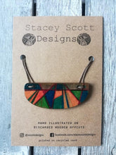 Load image into Gallery viewer, Hand Illustrated Necklace - S Scott Designs - Made In Folkestone