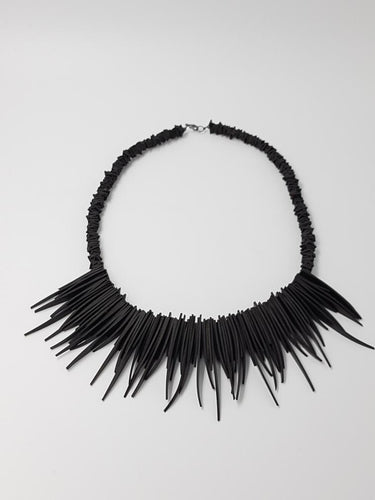 Rubber Necklace - ByCally - Made In Folkestone