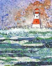 Load image into Gallery viewer, Fine Art Giclee Print - 'Lighthouse' - Hayley Restall - Made In Folkestone