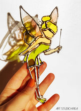 Load image into Gallery viewer, Tinker Bell Hanging Decoration - Art Studio Krea