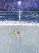 Load image into Gallery viewer, Fine Art Giclee Print - 'Starfish' - Hayley Restall - Made In Folkestone