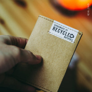 Washable Paper Cardholder / 100% Recyclable / Vegan - Blendbag