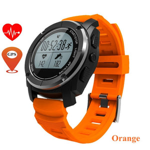 S928 Sport Smart Watch G-sensor GPS Outdoor Heart Rate Monitor Smart Wristband for Smartwatch Android IOS