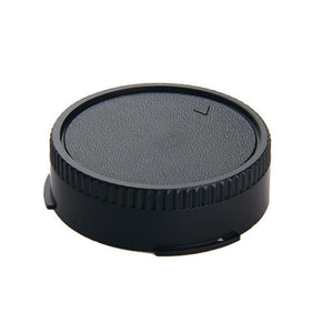 Rear lens cap cover for Canon FD FL mount camera