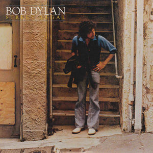 Bob Dylan - Street-Legal (LP, Album) (VG) - Intergalactic Records