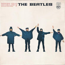 Load image into Gallery viewer, The Beatles - Help! (LP, Album, RE, Gat) (VG+) - Intergalactic Records